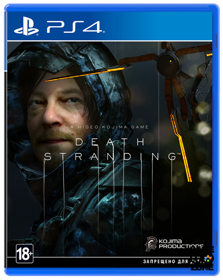 Death Stranding Special Edition (PS4) NEW