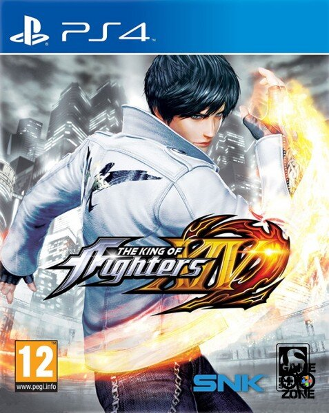 King of Fighters XIV (PS4)
